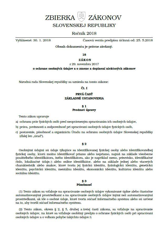 Zákon-o-ochranne-osobných-údajov