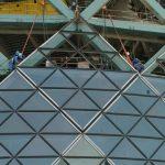 Komponenty pre stavebnictvo - Abu dhabu Exhibition centre