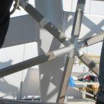Komponenty pre stavebnictvo - Mock up Lakhta , Petrohrad 1