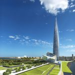 Komponenty pre stavebnictvo - Mock up Lakhta , Petrohrad 4
