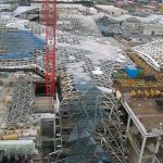 Komponenty pre stavebnictvo - White city London 1