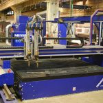 Messer - Technológia rezania kyslíkom