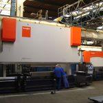 Technológia ohraňovania - ohýbanie plechu, ocele, hliníku, ohraňovací lis