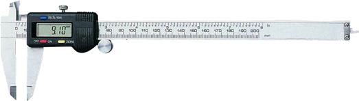 kalibračné posuvné meradlo